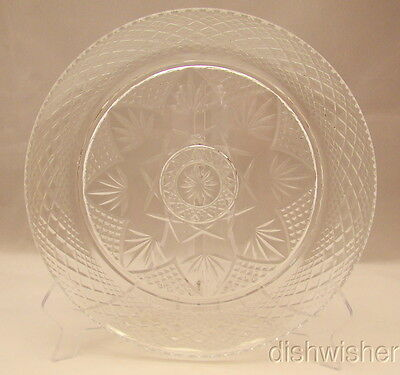 Cristal D'arques ANTIQUE CLEAR Dinner Plate(s) 10 1/4""