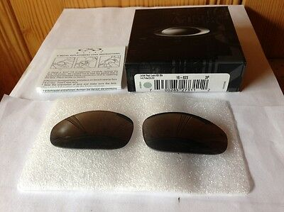 NEW Oakley X-metal Juliet Replacement Lens: Black Iridium POLARIZED, 16-823