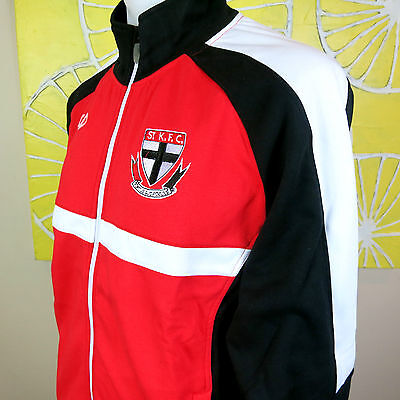ST KILDA FOOTBALL CLUB SYNERGY JACKET   ISC RRP $65 CLEARANCE    Small to XLarge