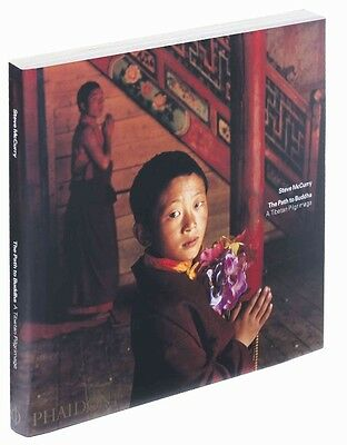 The Path to Buddha by Steve McCurry Paperback Book (English)