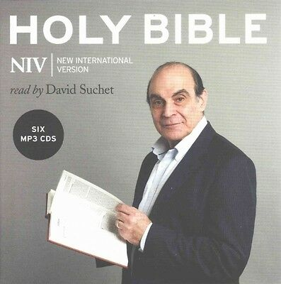 Complete Niv Audio Bible by New International Version Compact Disc Book