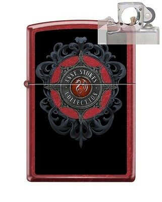 Zippo 21063 Anne Stokes Candy Lighter with PIPE INSERT PL