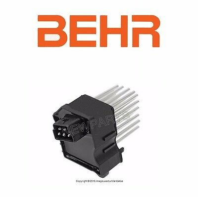For BMW 528i 540i M5 525i 530i 1997-2006 Behr Final Stage Unit Blower Regulator