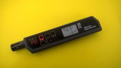 Digital Temperature Humidity TH Pen 8708 Thermo-Hygrometer