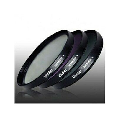 Vivitar Multi Coated 67mm Series 1 Filter Kit UV CPL FLD