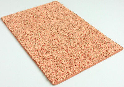 Orange Sherbet Custom Carpet Area Rug