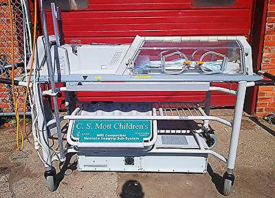 LMT NOMAG IC 1,5 NEONATAL INFANT TRANSPORT INCUBATOR THERAPY Hill-Rom HOSPITAL