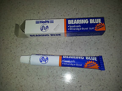 Kelray Power Plus Bearing Blue Concentrated Prussian Blue Oil 25Ml Tube Pp103