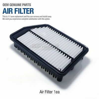 OEM Auto Parts Engine Air Cleaner Filter 28113 3X000 1ea For HYUNDAI Car