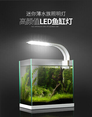 AST aquarium Aqua clamp LED light for fish tank  Plants Grow Clip-on Lighting