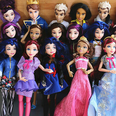 Disney Descendants doll Toys Christmas Gift great kids girls gifts New arrival