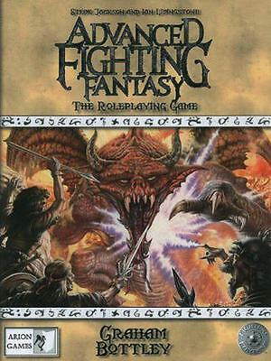 Advanced Fighting Fantasy: The Roleplaying Game second edition