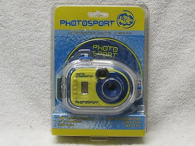 14 Photosport Underwater Digital Camera's  DAW-300  (FOURTEEN CAMERA'S) ($75.00)