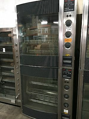 Hobart chicken Roasting oven double rib rack baskets 25 pieces per oven HR 7