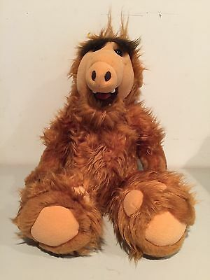 "ALF 18"" Plush Doll 1986 Alien Productions Coleco Stuffed Animal TV Show Vintage!"
