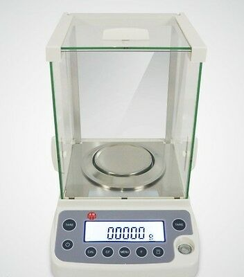 0.0001g/0.001 Analytical Balance Lab Digital Scale Range Precison 0.1mg/1mg