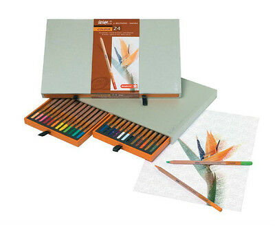 Bruynzeel Design Artist's Colour Pencils - Set24
