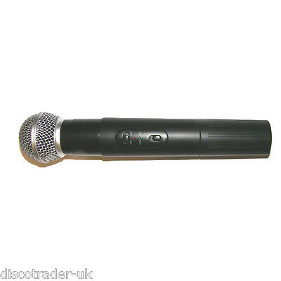 KAM KWM6 KWM11 174.10 MHz REPLACEMENT VHF HAND HELD MICROPHONE