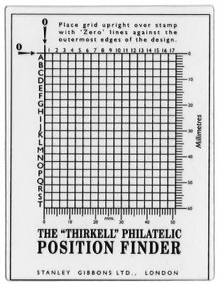Thirkell Position Stamp Finder