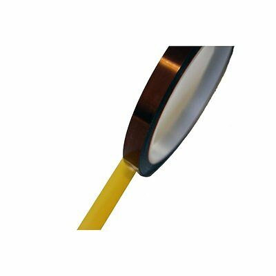 "Ship from USA Free Shipping 2 Mil Kapton Tape - 1 1//4/"" X 36 Yds Polyimide"