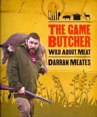 NEW The Game Butcher by Darran Meates Paperback Book (English) Free Shipping