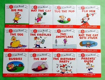Tug the Pup Lot 12 Learn to Read Children's Phonics Books Set 1 Levels A-C
