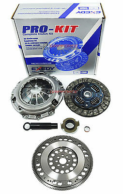 Exedy Clutch Pro-Kit & Forged Steel Flywheel Acura Rsx Type-S Civic Si K20