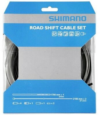 OT-SP41 Shimano Dura Ace stainless Road Bike Gear / Shift Cable Set EXPRESS POST