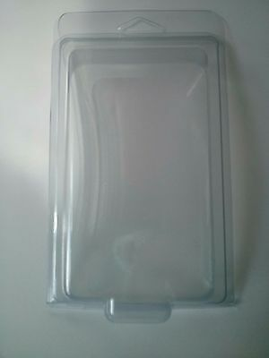 50 New Display Clamshell Cases Retail Plastic Product Packaging Jewelry Storage