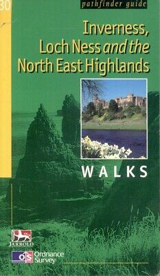 Inverness Loch Ness NE Highlands Pathfinder Walks OS Moray Firth Fort Augustus