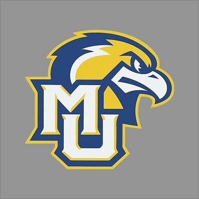 "Marquette Golden Eagles College NCAA Car Bumper Vinyl Sticker Decal 5/""X4/"""