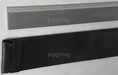 "Igaging 36"" straight edge beveled precision ruler hardened steel"