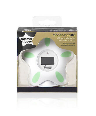 Tommee Tippee Bath and Room Thermometer