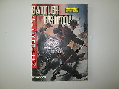 Battler Britton N°1449 Tbe