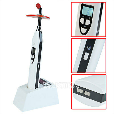 UK 1x Dental Use 3-1 Caries Detection Curing Light 5W AC100-240V