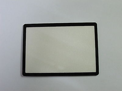Window Display Outer Glass For Canon EOS 60D LCD External Screen With tape