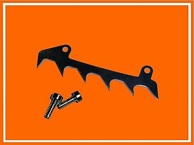 MS171 023 MS230 MS181 MS210 MS211 MS250 025 Pare-chocs Spike pour STIHL 021