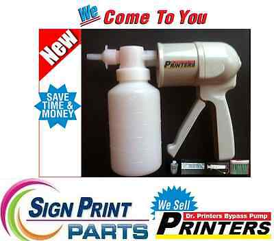ROLAND Mutoh Mimaki Epson Full Solvent Cleaning Pump Kit