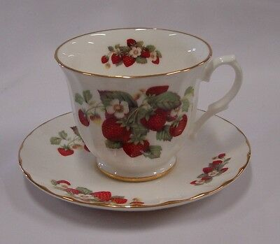 Royal Patrician Bone China Cup And Saucer