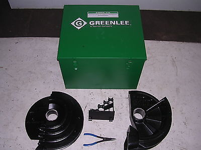 NEW GREENLEE 854 855 QUAD SMART Conduit Pipe Bender PVC COATED SHOE GROUP 1/2-2""