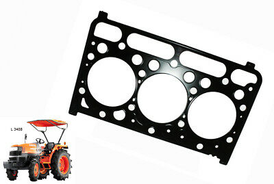 Use For New Kubota Tractor Model L 2808 L 3408 LSeries Cylinder Head Gasket 1 Pc