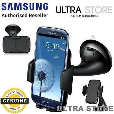 GENUINE Samsung Galaxy S9 S8 Note 9 8 iPhone Car Mount Phone Holder Vehicle Dock