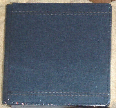 Creative Memories 7x7 Denim Album Coverset BNIP & NLA