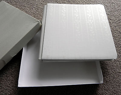 Creative Memories 12x12 Ivory Album in Gift Box BNIB & NLA