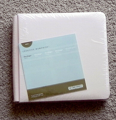 Creative Memories 8x8 Pale Pink Album Coverset BNIP