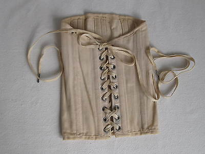Antique Doll or Salesman Sample Corset