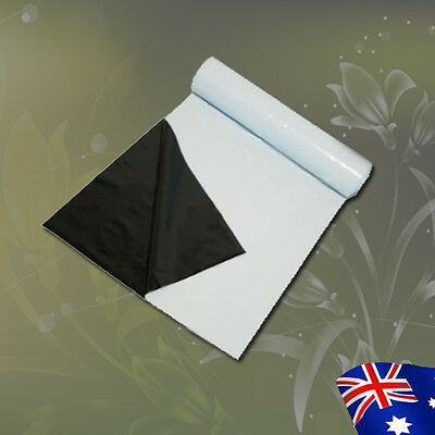 Hydroponics Film 3 Meter x5 Meter Black and White Reflective Film For Grow Room