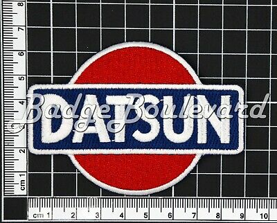 Datsun Badge Embroidered Cloth Patch