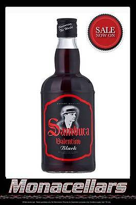 Valentino Black Sambuca 700ml