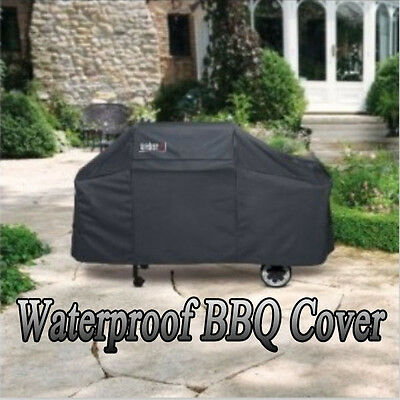 Largo BBQ Cover Waterproof Garden Patio Fundas y tapas para barbacoas al polvo